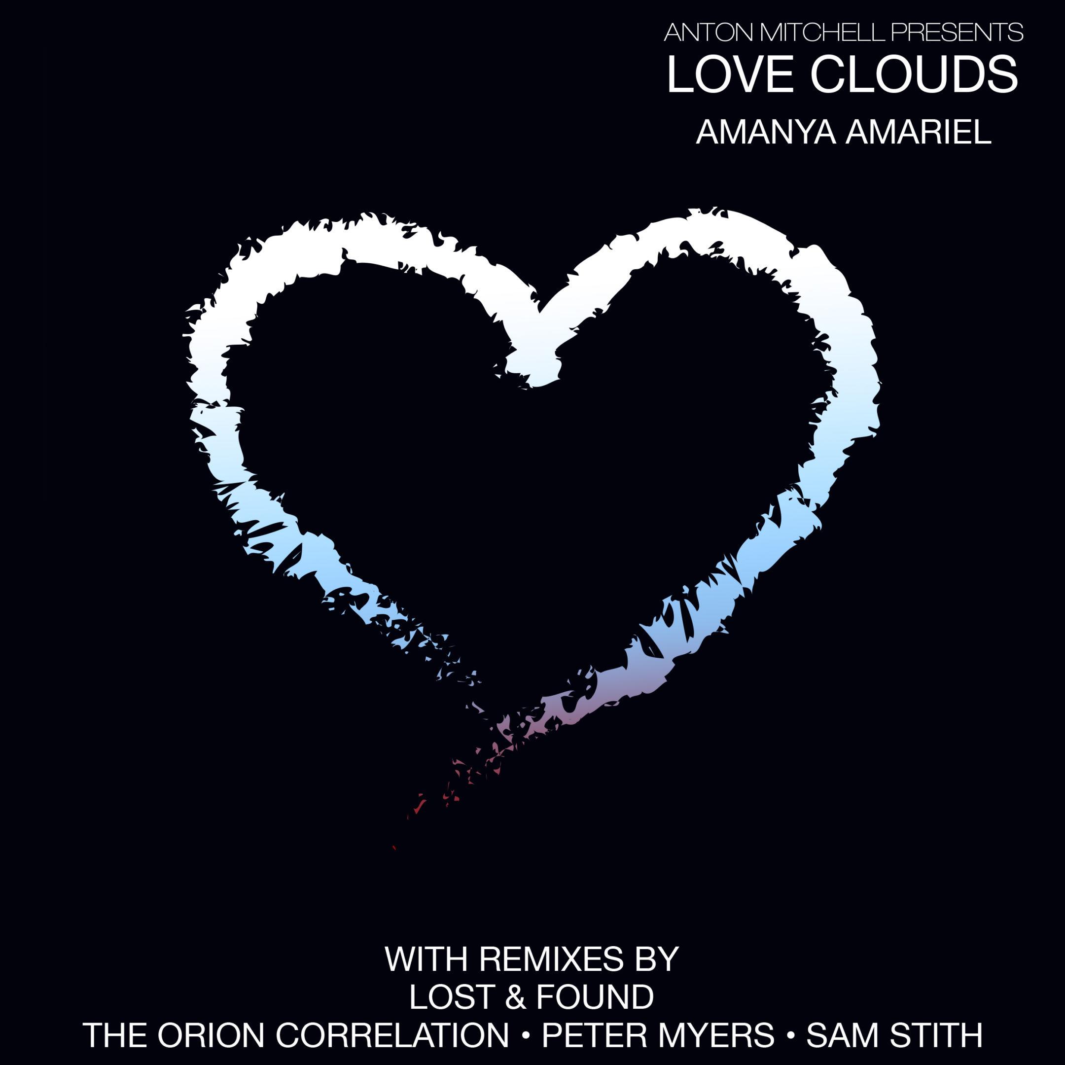 Amanya Amariel - Love Clouds (Artwork)