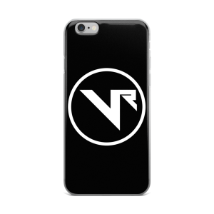 Voidance Records iPhone Case in Black