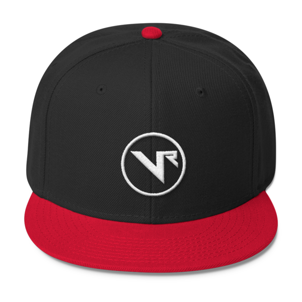 a0ffccc8836a6 Voidance Records Snapback with White Embroidery